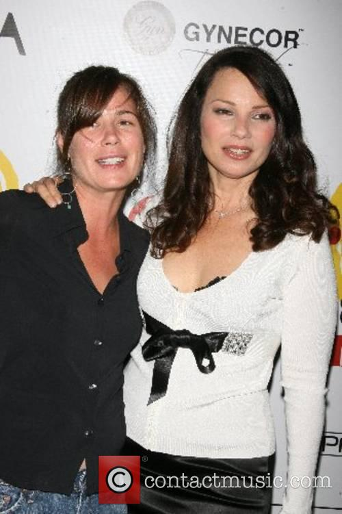 Maura Tierney and Fran Drescher Launching of Fran...