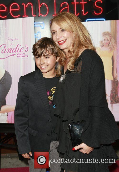 Jansen Panettiere and Lesley Panettiere Candies Campaign Party...
