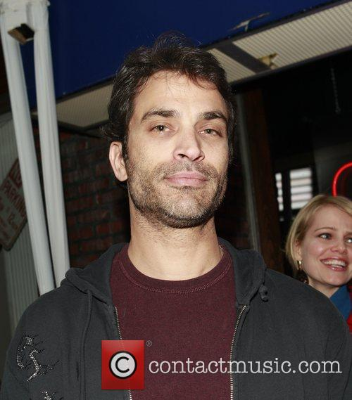 Johnathon Schaech Candies Campaign Party held at the...