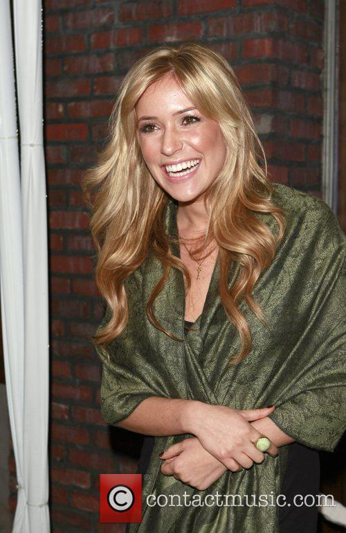 Kristin Cavallari Candies Campaign Party held at the...