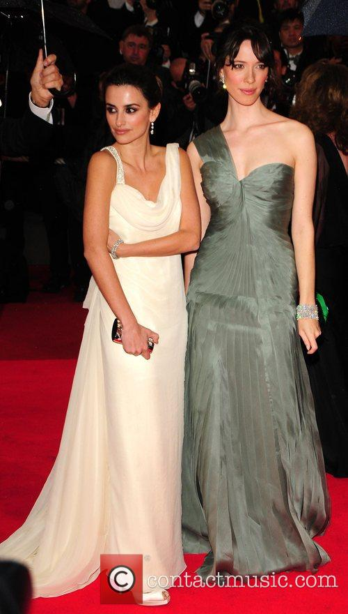 Penelope Cruz and Rebecca Hall The 2008 Cannes...