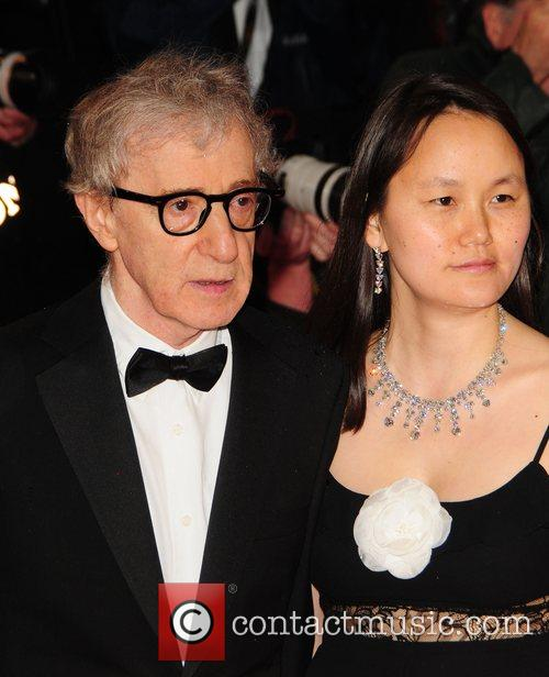 Woody Allen and Soon-Yi Previn The 2008 Cannes...
