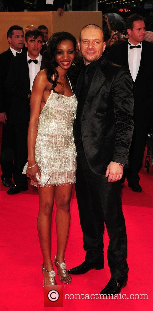 Daniela Beye and Samuel Le Bihan The 2008...