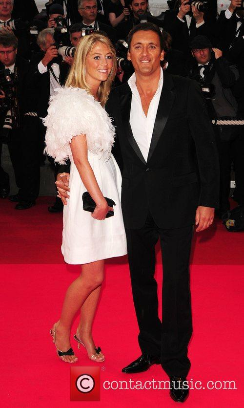 Dany Brillant and guest The 2008 Cannes Film...