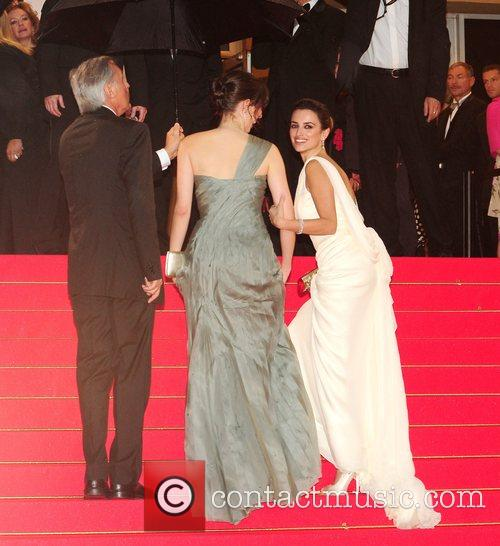 Rebecca Hall and Penelope Cruz The 2008 Cannes...