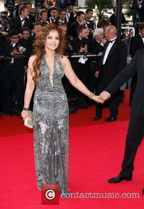 Ornella Muti, Cannes Film Festival, 2008 Cannes Film Festival