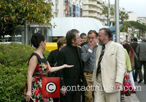 Ann Rees Meyers, John Hurt and Ray Winstone...