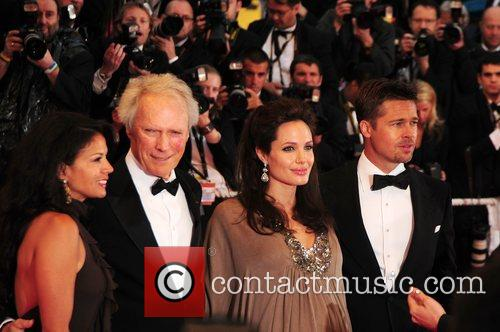 Clint Eastwood and Angelina Jolie 4