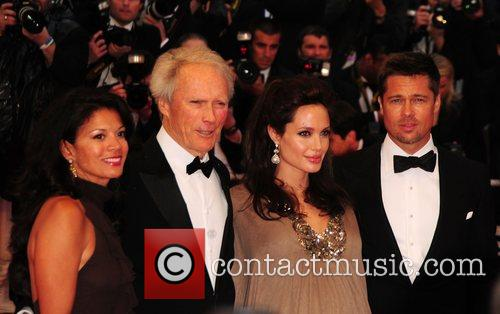 Clint Eastwood and Angelina Jolie 3