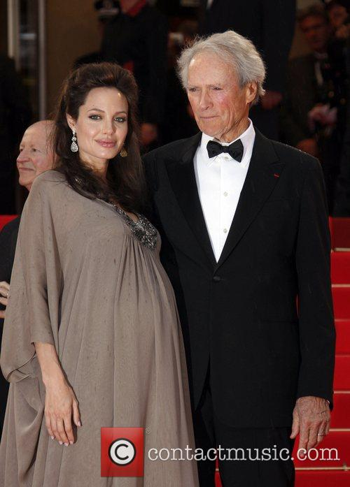 Angelina Jolie and Clint Eastwood 2