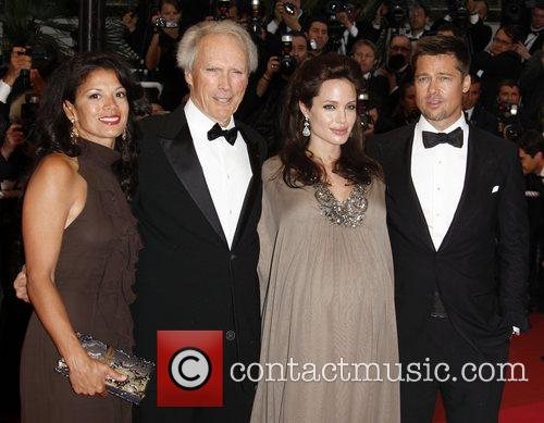 Guest, Angelina Jolie and Clint Eastwood 4
