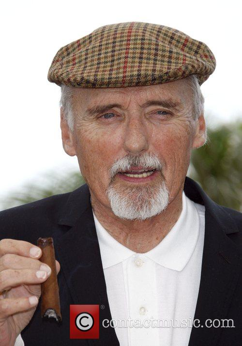 Dennis Hopper The 2008 Cannes Film Festival -...