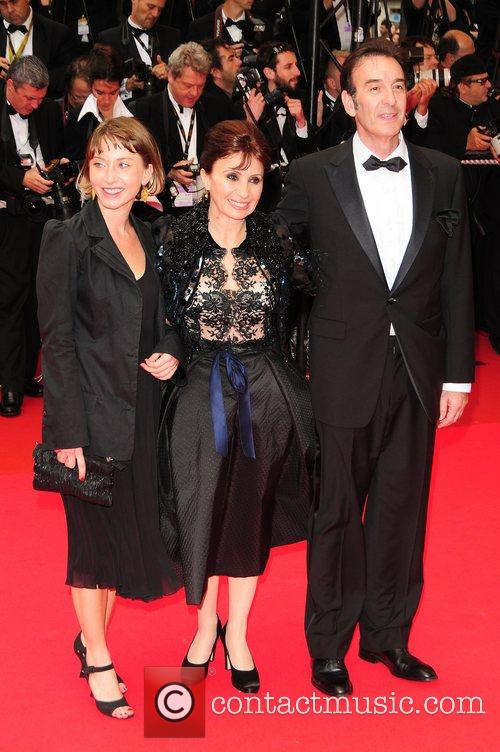 Ariane Ascaride Closing Ceremony The 2008 Cannes Film...