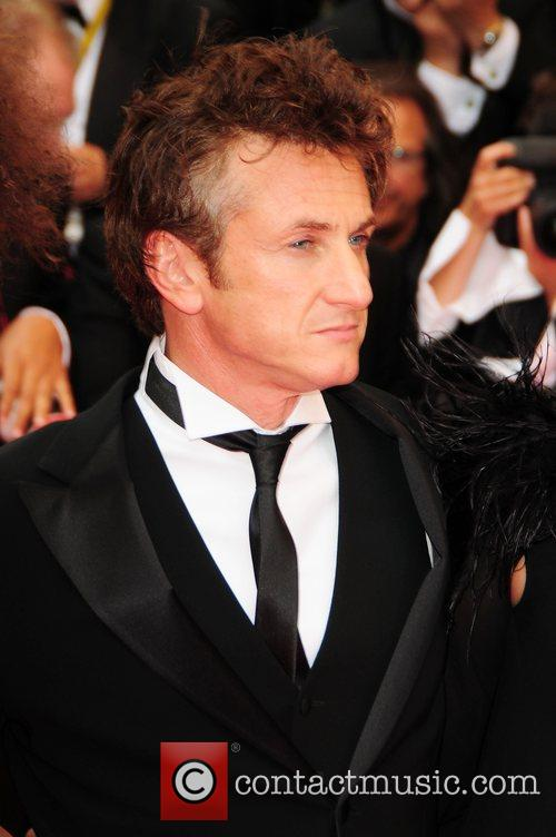 Sean Penn Closing Ceremony The 2008 Cannes Film...