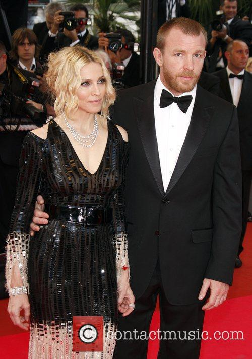 Madonna and Guy Ritchie 9