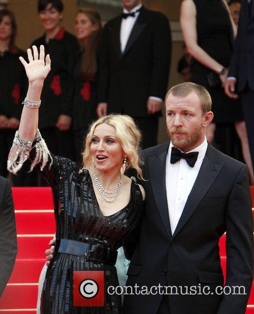 Madonna and Guy Ritchie 8