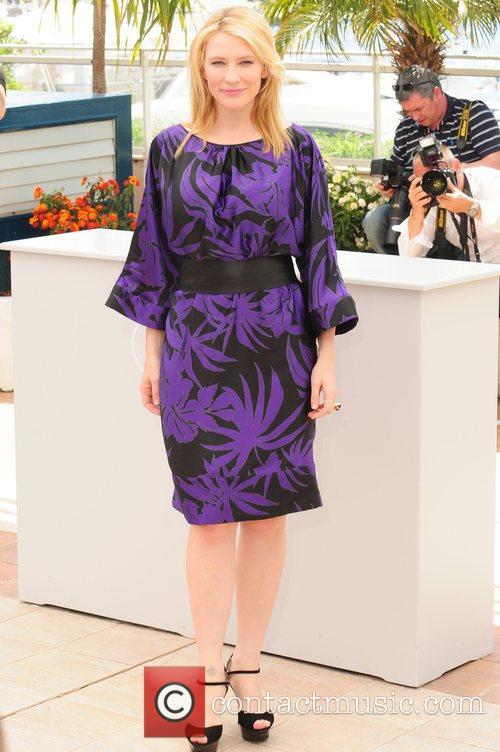 Cate Blanchett The 2008 Cannes Film Festival -...