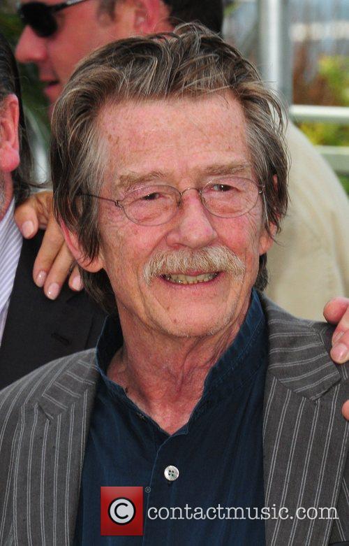 John Hurt The 2008 Cannes Film Festival -...