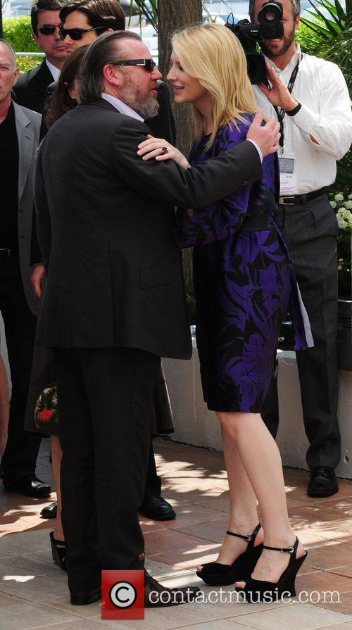 Ray Winstone and Cate Blanchett The 2008 Cannes...