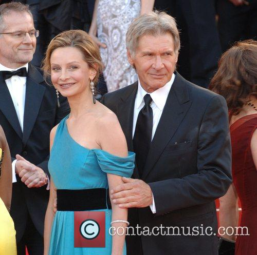 Calista Flockhart and Harison Ford The 2008 Cannes...