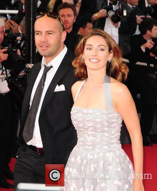 Billy Zane and Kelly Brook The 2008 Cannes...