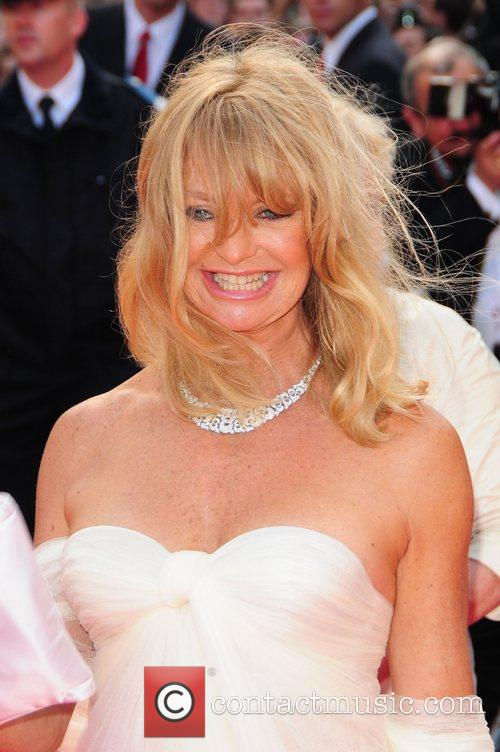 Goldie Hawn The 2008 Cannes Film Festival -...