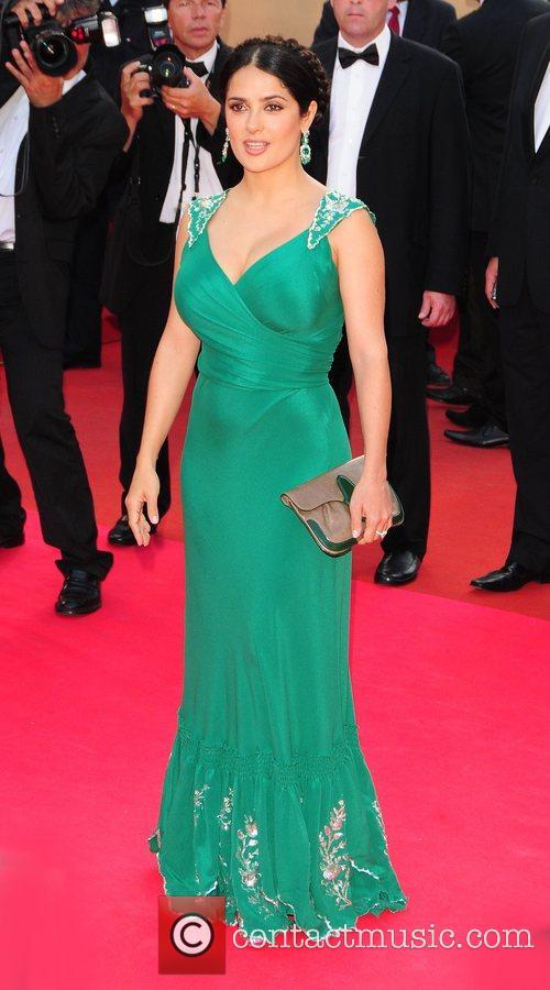 Salma Hayek The 2008 Cannes Film Festival -...