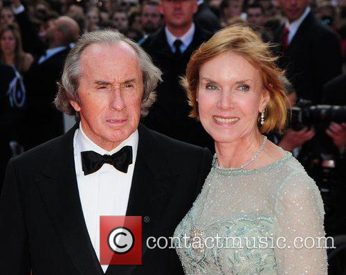 Jackie Stewart and Helen Stewart The 2008 Cannes...