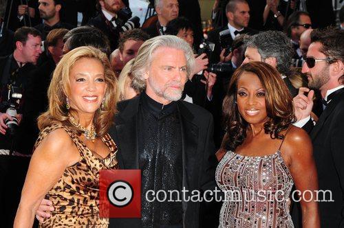 Denise Rich, Hermann Buehlbecker and Star Jones The...