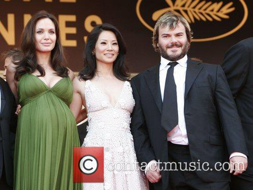 Angelina Jolie, Lucy Liu and Jack Black The...