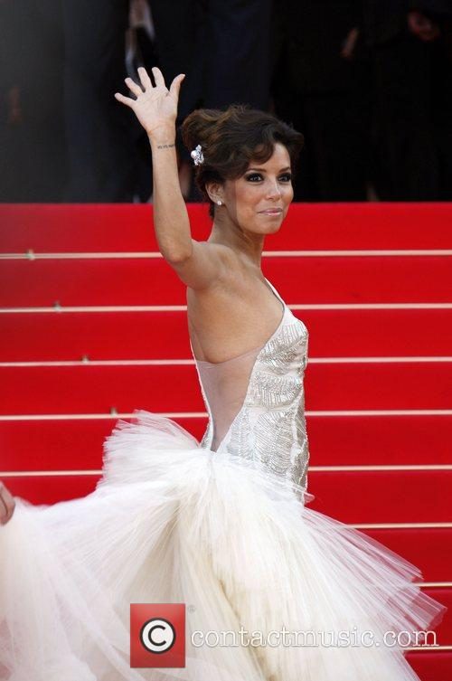 Eva Longoria- Parker The 2008 Cannes Film Festival...