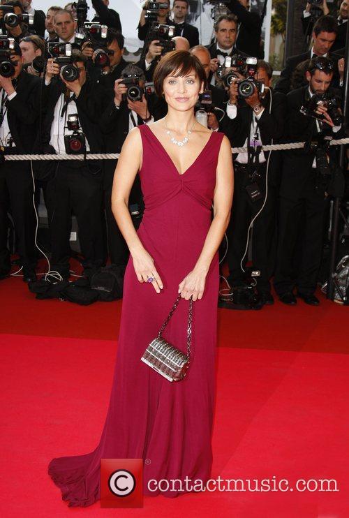 Natalie Umbruglia The 2008 Cannes Film Festival -...