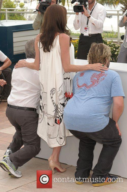 Dustin Hoffman, Angelina Jolie and Jack Black 1
