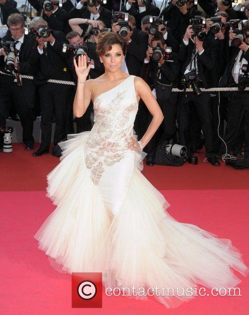 Eva Longoria Parker The 2008 Cannes Film Festival...
