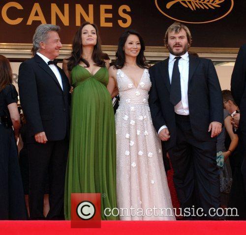 Dustin Hoffman, Angelia Jolie, Lucy Liu and Jack...