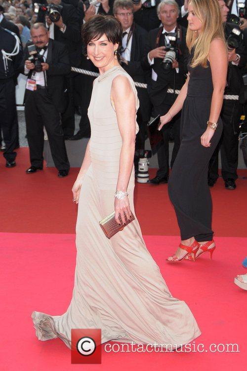 Elsa Zylberstein  The 2008 Cannes Film Festival...