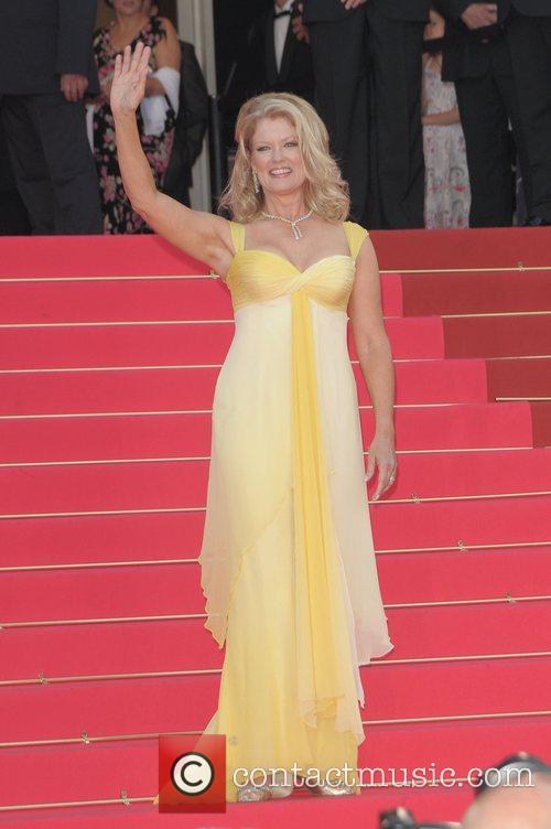 Mary Hart The 2008 Cannes Film Festival -...