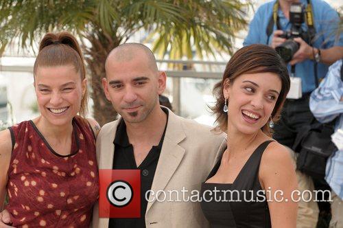 Eli Medeiros, Pablo Trapero and Martina Gusman...