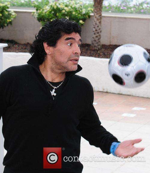 Diego Maradona 9