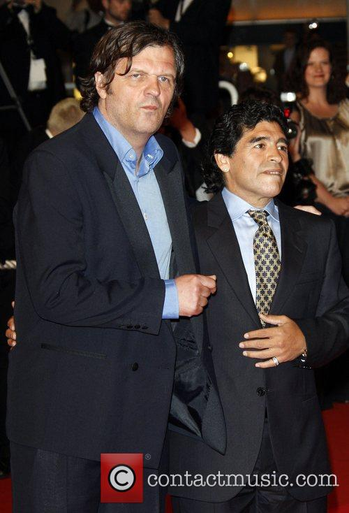 Emir Kusturica and Diego Maradona 4