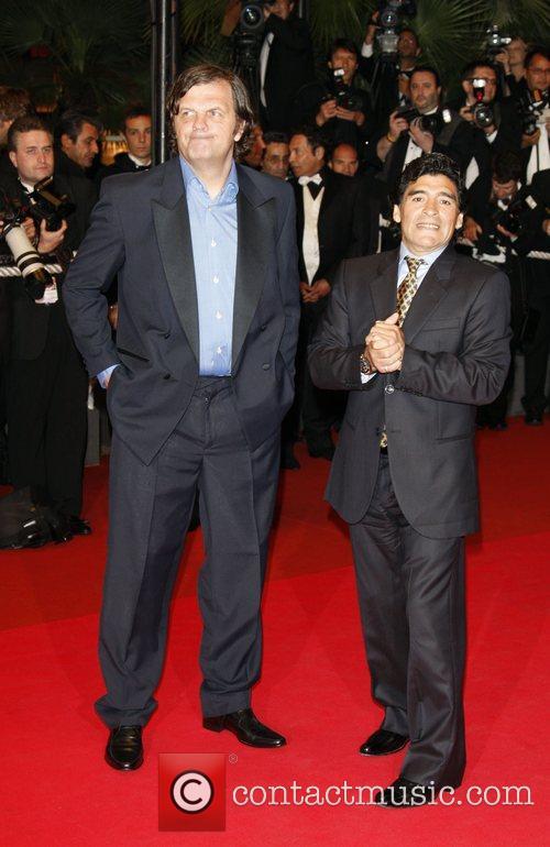 Emir Kusturica and Diego Maradona 3