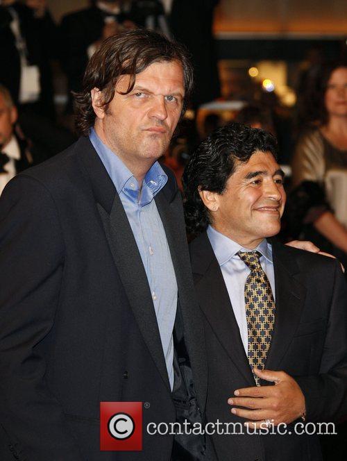 Emir Kusturica and Diego Maradona 5