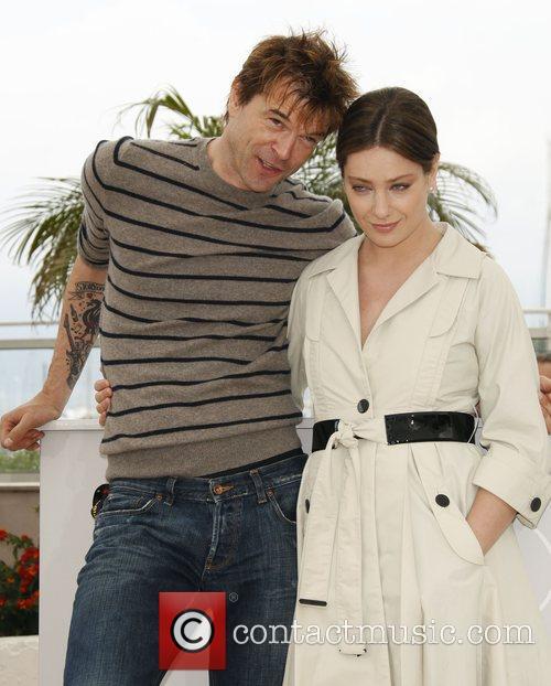 Campino and Giovanna Mezzogiorno The 2008 Cannes Film...