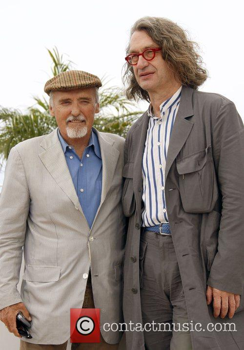 Dennis Hopper and Wim Wanders  The 2008...