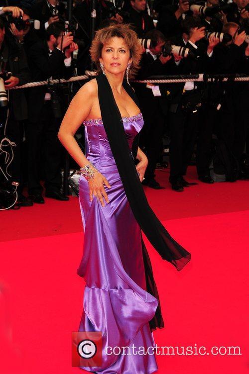 Corinne Touzet The 2008 Cannes Film Festival -...