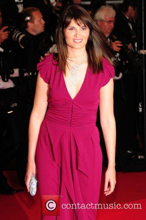 Marina Hands The 2008 Cannes Film Festival -...