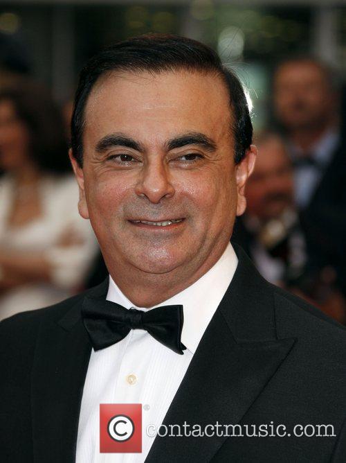 Carlos Ghosn The 2008 Cannes Film Festival -...