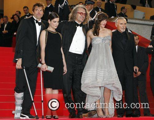 Milla Jovovich, Campino, Wim Wenders, Giovanna Mezzogiorno and...