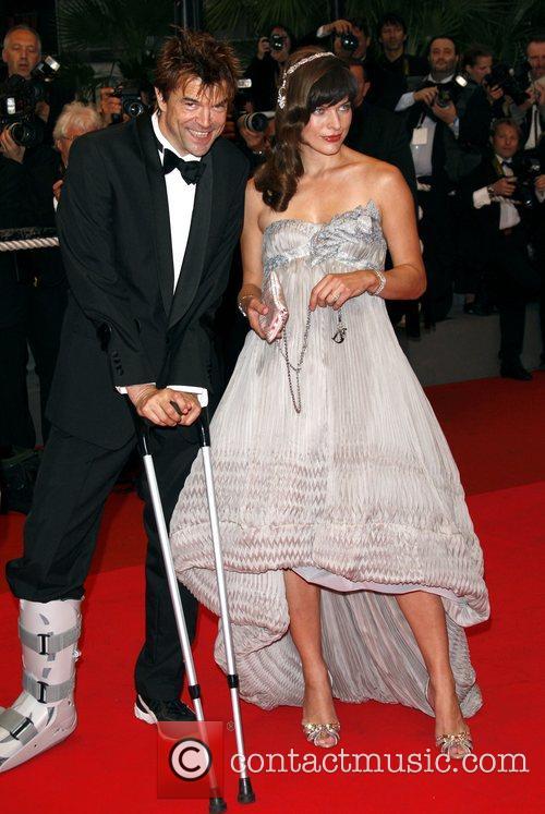 Milla Jovovich The 2008 Cannes Film Festival -...