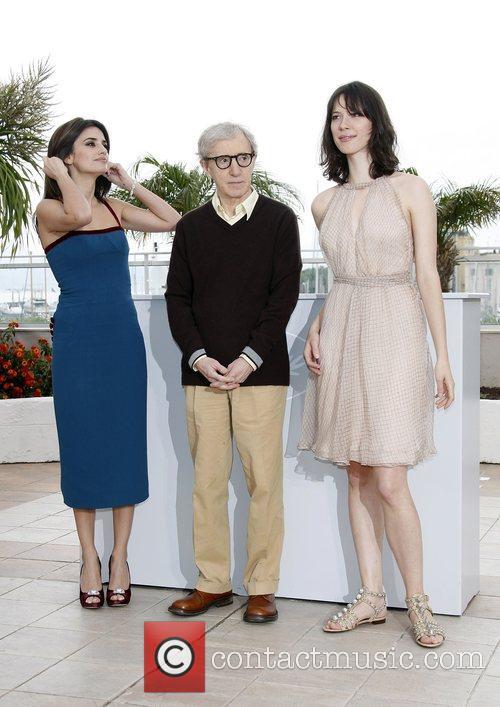 Penelope Cruz and Woody Allen 9